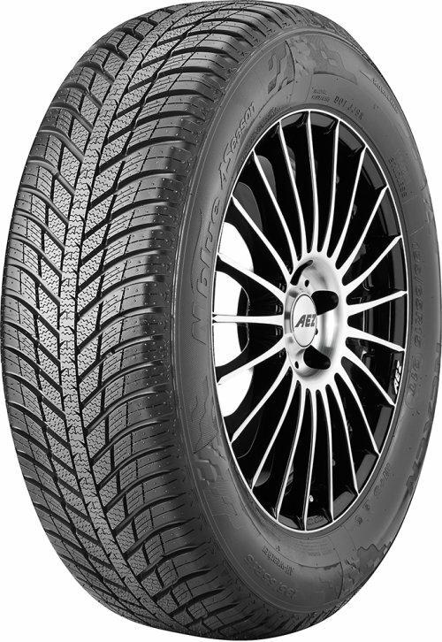 N blue 4 Season Nexen BSW pneus