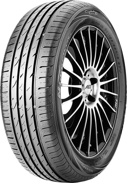 Nexen 175/65 R14 neumáticos de coche N'Blue HD Plus EAN: 8807622384509