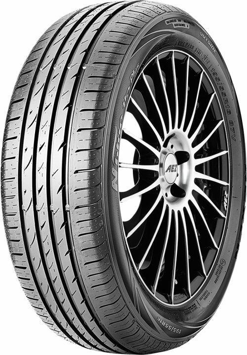Dæk til personbiler Nexen 225/55 R16 N blue HD Plus Sommerdæk 8807622388705