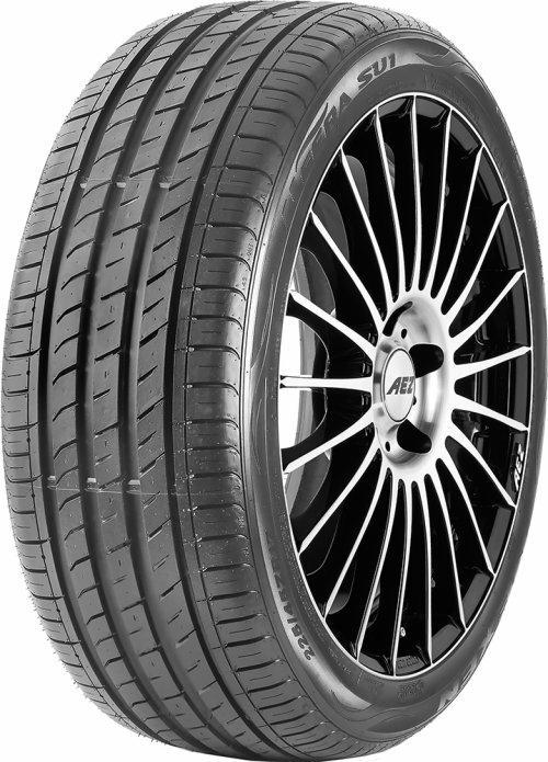 N'Fera SU1 Nexen BSW tyres