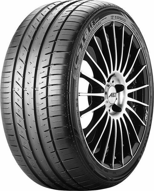 Tyres 265/35 ZR19 for PORSCHE Kumho Ecsta Le Sport KU39 2143853