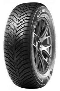 Los neumáticos para los coches de turismo Kumho 205/60 R16 Solus HA31 Neumáticos para todas las estaciones 8808956168308