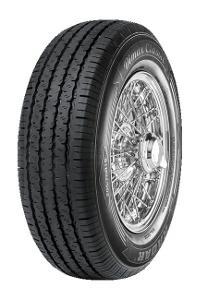 Dimax Classic Radar Oldtimer SW pneus