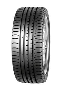 Phi Accelera tyres
