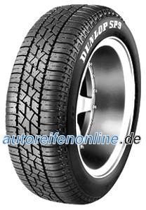 Dunlop SP 9 553718 car tyres