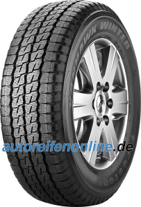 Vanhawk Winter Firestone hgv & light truck tyres EAN: 3286340133616