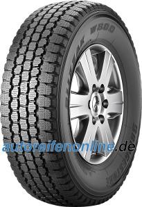 Blizzak W800 Bridgestone hgv & light truck tyres EAN: 3286340345118