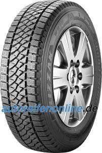 Preiswert Blizzak W810 195/75 R16 Autoreifen - EAN: 3286340762816