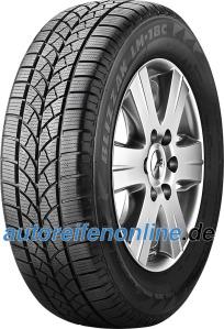 Bridgestone 165/70 R14 light truck tyres Blizzak LM-18 C EAN: 3286347768217