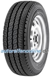 Van summer tyres Continental Vanco 8 EAN: 4019238156560