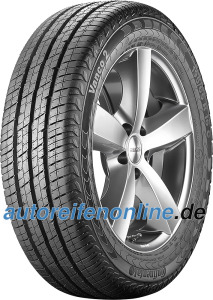 Vanco 2 Continental tyres