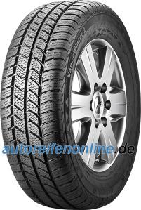 Continental 215/70 R15 light truck tyres VancoWinter 2 EAN: 4019238397871