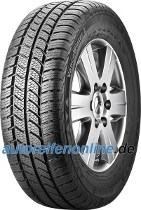 VancoWinter 2 Continental hgv & light truck tyres EAN: 4019238414936
