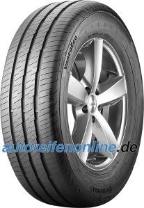 Continental 195/65 R16 light truck tyres VancoEco EAN: 4019238500103