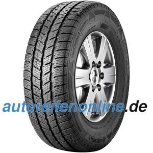 Continental 205/75 R16 light truck tyres VanContact Winter EAN: 4019238678826