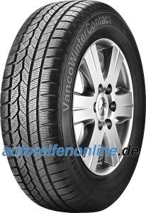 Continental 225/75 R16 light truck tyres VancoWinterContact EAN: 4019238710779