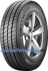 Van-Life Semperit tyres