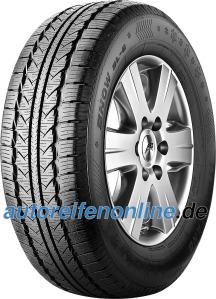 16 tommer dæk til varevogne og lastbiler SL-6 fra Nankang MPN: EY011