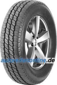 Truck & van summer tyres TR-10 Nankang