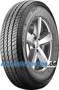 MS-357 H/T 350F6AFE MAN TGE All season tyres