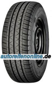 Banden 215 65 R15 Voor VW TRANSPORTER Yokohama BluEarth-Van RY55 E4769