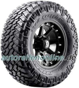 18 tommer dæk til varevogne og lastbiler Trail Grappler M/T fra Nitto MPN: 1565800