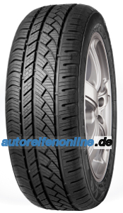 Green Van 4S Atlas tyres