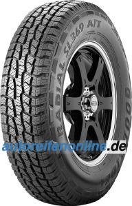 18 tommer dæk til varevogne og lastbiler Radial SL369 A/T fra Goodride MPN: 0310