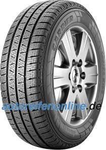 Preiswert Carrier Winter 195/75 R16 Autoreifen - EAN: 8019227242423