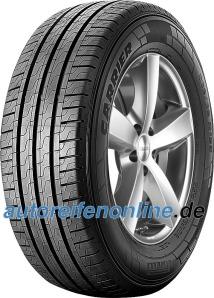 Carrier Pirelli hgv & light truck tyres EAN: 8019227243796