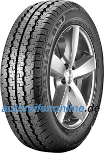 Kumho Radial 857 2124173 car tyres