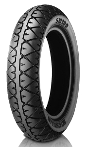 Michelin 100/80 10 tyres for motorcycles SM 100 EAN: 3528706306099