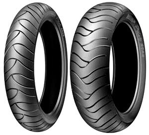 Pilot Road D Rear Michelin Reifen
