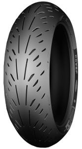 Michelin 180/55 ZR17 Reifen für Motorräder Power Supersport Evo EAN: 3528707222442