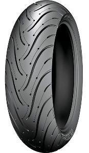 Michelin 180/55 ZR17 Pilot Road 3 Motorrad Ganzjahresreifen 3528708570856