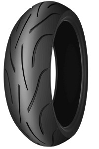 Michelin 170/60 ZR17 tyres for motorcycles PILOT POWER Rear EAN: 3528708726697