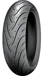 Michelin 170/60 ZR17 tyres for motorcycles PILOT ROAD 3 REAR EAN: 3528709203616