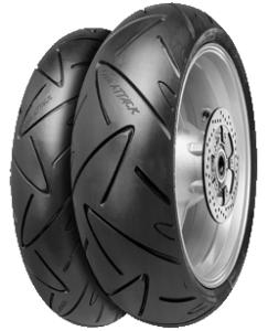 Continental 180/55 ZR17 Reifen für Motorräder ContiRoadAttack EAN: 4019238215694