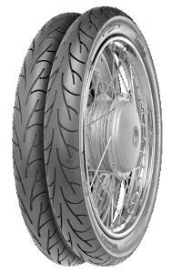 19 tommer mc dæk ContiGo! fra Continental MPN: 02400140000