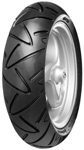 10 polegadas pneus moto ContiTwist de Continental MPN: 02200130000