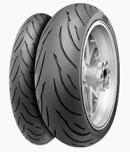 Continental 180/55 ZR17 Reifen für Motorräder ContiMotion M EAN: 4019238453737