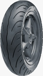 Scooty Continental tyres for motorcycles EAN: 4019238491975