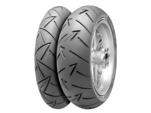 Continental 180/55 ZR17 Reifen für Motorräder ContiRoadAttack 2 GT EAN: 4019238525823