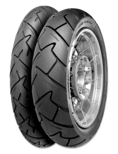 Continental 120/70 ZR19 Reifen für Motorräder ContiTrailAttack 2K EAN: 4019238598599