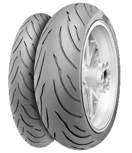 ContiMotion Continental Tourensport Radial pneumatici