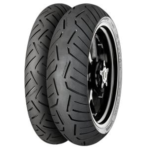 Continental 190/55 ZR17 Reifen für Motorräder ContiRoadAttack 3 GT EAN: 4019238780031