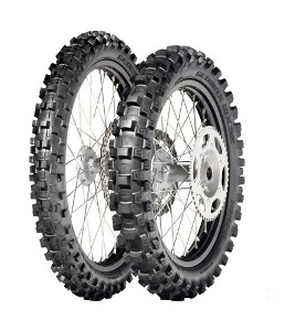 GEOMAX MX32 Dunlop Reifen