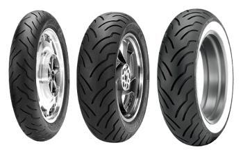 American Elite 140/90 R16 från Dunlop