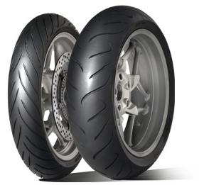 Dunlop 120/70 ZR17 Reifen für Motorräder Sportmax Roadsmart I EAN: 5452000708847
