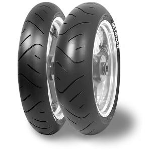 Metzeler 120/70 ZR17 Reifen für Motorräder Rennsport EAN: 8019227130690